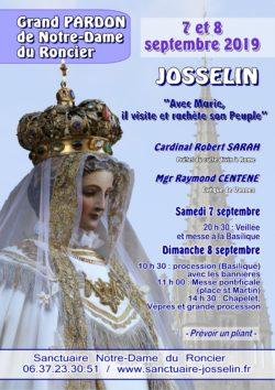 Pardon Notre Dame du Roncier @ Centre-ville | Josselin | Bretagne | France
