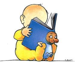 ANNULÉ - Bébé lecteurs @ Médiathèque
