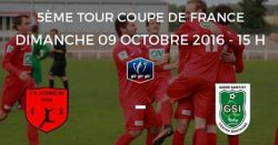Coupe de France de Football @ Stade Louis Chauveau