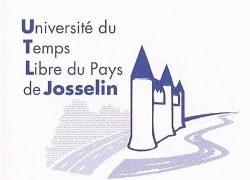 Conférence UTL 2019/2020 @ Centre Culturel L'Ecusson | Josselin | Bretagne | France
