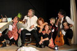 """Théâtre """"Cabaret Molière"""" @ Centre culturel L'Ecusson"""