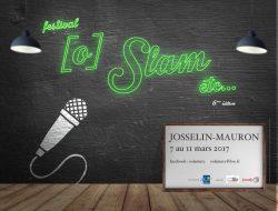 Festival [o] Slam etc... @ Josselin et Mauron