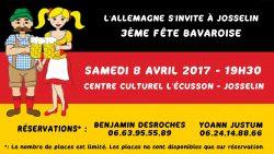 3ème Fête Bavaroise @ Centre Cullturel L'Ecusson