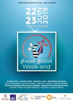 Breizh British Week-end 2019 @ Centre-ville