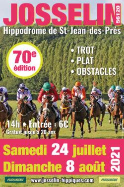 Courses hippiques @ Hippodrome St Jean des Prés