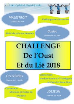 Courses cyclistes @ P.A. de la Belle Alouette (Guillac)