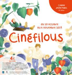 Cinéfilous 2019 @ Cinéma Beaumanoir