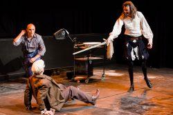 Théâtre : Impossible Don Quichotte @ Centre culturel l'Écusson