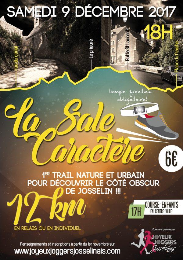 Flyer Sale Caractère 2017