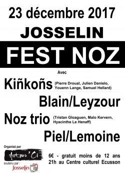Fest-noz @ Centre culturel l'Écusson