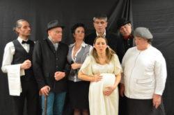 """Théâtre : """"Léonie est arrivée en avance"""" @ Centre culturel l'Écusson"""