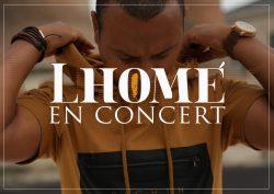 Lhomé en concert à JOSSELIN @ Centre culturel l'Écusson