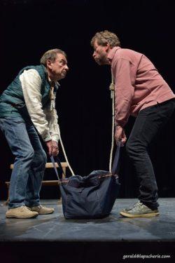 Théâtre : La carpe du duc de Brienne @ Centre culturel l'Écusson