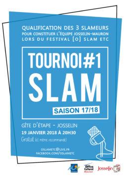 Tournoi slam @ Gîte d'étape (quai fluvial)