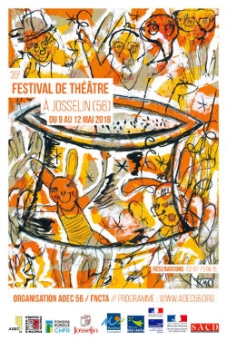 Festival de théâtre de l'ADEC @ Josselin