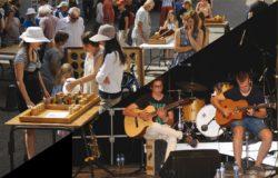 Jeux géants & concerts @ Centre-ville
