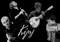 Concert Kéjaj @ Place de la Mairie