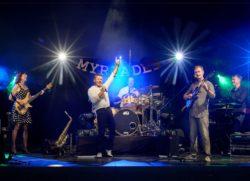 Concert Les Myriades + Feu d'artifice @ Quai fluvial