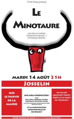 Spectacle Le Minotaure