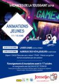 Animations jeunes Toussaint