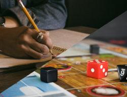 Atelier d'écriture et jeux à la médiathèque @ Médiathèque de Josselin