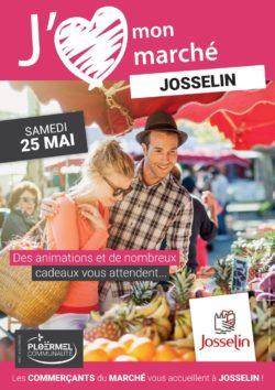 J'aime mon marché à Josselin @ Centre ville