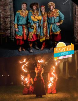 Festiv'été - Concert Merwenn @ Centre culturel l'Ecusson