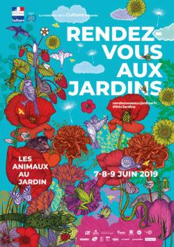 Rendez-vous aux Jardins au Château @ Parc du château de Josselin