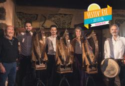 Festiv'été - Fest-noz Herrou Mayor Quintet @ Place de la mairie