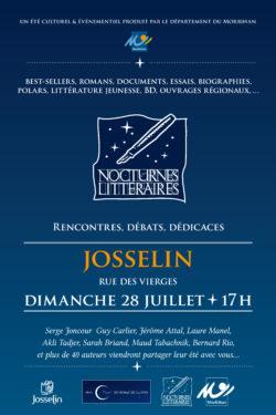 Festiv'été - Nocturnes littéraires @ Rue des Vierges
