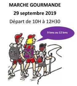 Marche gourmande @ Complexe sportif Michel Juguet