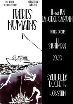 Frères Numains @ Théâtre de la Rochette