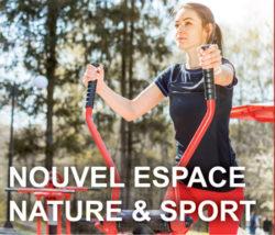 Inauguration de l'Espace nature & sport @ Bois d'Amour - Parking de l'Aiguillon