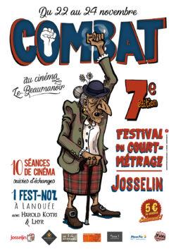 """Festival du court métrage """"Combat"""" @ Cinéma Beaumanoir"""