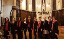 Choeur de femmes de l'école de musique de Ploërmel Communauté @ Basilique Notre-Dame du Roncier