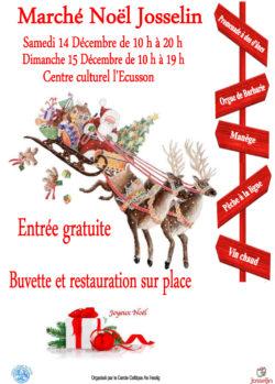Marché de Noël du Cercle celtique An Heolig @ Centre culturel l'Ecusson