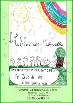 Le Tableau des Merveilles @ Théâtre de la Rochette - Maison des Associations