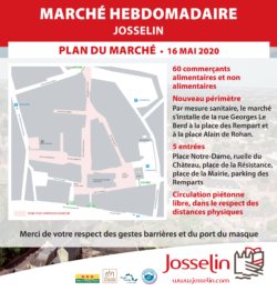 Marché hebdomadaire @ Place d'Alzey
