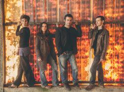 Dour Le Pottier Quartet @ Place de la Mairie