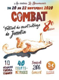 8ème édition du Festival Combat du court métrage @ Cinéma Beaumanoir