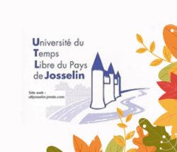 CONFÉRENCE UTL @ Centre culturel l'Ecusson