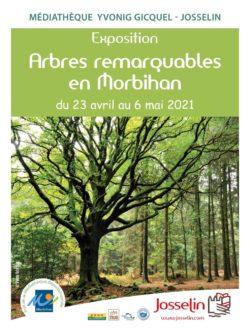 Exposition Arbres remarquables du Morbihan @ Médiathèque Y. Gicquel