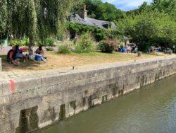 A dimanche sur le Canal @ Quai fluvial